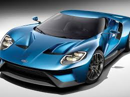Ford GT will be the first production car with a Gorilla Glass windshield