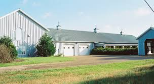 Living   Horses   Literally    EquiSearchOne style of house and barn combo keeps everything on one level    the house