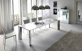 Contemporary Dining Room Decorating The Stylish Along With Interesting Contemporary Italian Dining