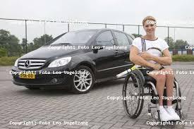 Photo of Esther Vergeer Mercedes - car