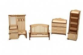 Набор мебели прихожая игрушка новый - Игрушки в Хабаровске