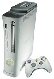 <b>Стационарные</b> игровые консоли седьмого поколения. <b>Xbox</b> 360