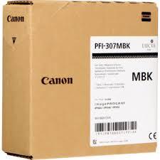 <b>Canon PFI</b>-307MBK Matte <b>Black</b> Ink Tank | BlueDogInk.com