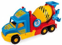 ≡ Бетономешалка <b>Wader Super Truck</b> (36590) – купить в Киеве ...
