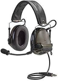 3M Peltor ComTac III Electronic Headset FB Single ... - Amazon.com
