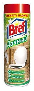 <b>Освежитель</b> д/туалета [<b>Бреф</b>] [Дачный] [450гр] [/36]