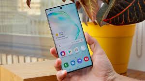 <b>Samsung Galaxy Note</b> 10 review | TechRadar