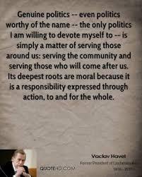 Vaclav Havel Quotes | QuoteHD via Relatably.com