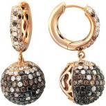 <b>Серьги</b> конго с <b>бриллиантами</b>: купить в Москве <b>серьги</b> конго с ...