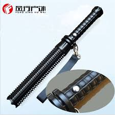 <b>Q5 telescopic zoom mace</b> stick <b>telescopic</b> baton flashlight security ...