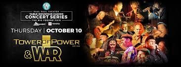 <b>Tower of Power</b> & WAR