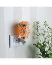 <b>Аромасветильник</b> «Позолоченное стекло» от Candle Warmers ...