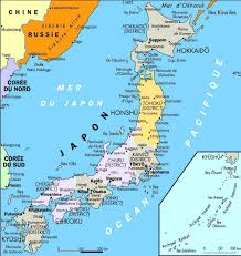 online japan map