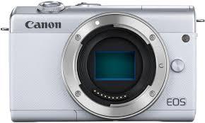 Купить <b>фотоаппарат Canon EOS M200</b> Kit 15-45 IS STM white в ...