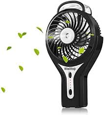 <b>Portable</b> Rechargeable Handheld <b>USB Mini Cooling</b> Misting Fan ...