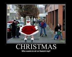 Hilarious Christmas Pictures For Those Who Usually Make Santa's ... via Relatably.com
