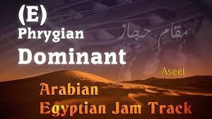 <b>Heavy Rock Arabic</b> Scale Jam Track - E Phrygian Dominant 95 Bpm ...
