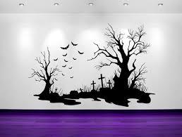 halloween gallery wall decor hallowen walljpg halloween wall decorations amazing on home designing inspiration with halloween wall decorations