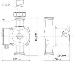 <b>Aquario AC</b> 328 180 <b>циркуляционный насос</b> для отопления дома ...