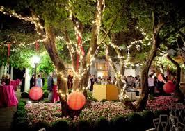 outdoor garden party lighting ideas backyard party lighting ideas