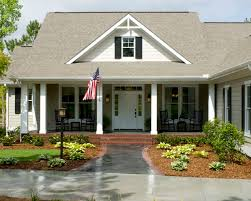 Photo Galleries House Plans   Southern Living House PlansSl exteriorfront