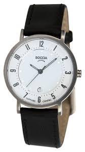 Наручные <b>часы BOCCIA</b> 3154-06 — купить по выгодной цене на ...