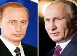 نتيجة بحث الصور عن شبيه بوتين