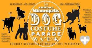 1st Annual Minneapolis Dog <b>Costume</b> Parade Walk - North Loop ...