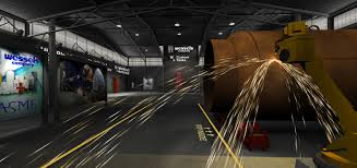 virtual warehouse for wessels company by arch virtual jpgindustrial  amp  manufacturing trade show oculus rift experience