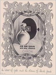 RelicPaper 1950 Caron Or Et Noir: ECLAT of Gold ... - Amazon.com