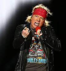 <b>Guns N</b>' <b>Roses</b> Concert Setlist at The Colosseum at Caesars Palace ...