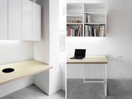 simple minimalist home office furniture simplistic rectangular laptop office desk design with wall mounted book storage beautiful inspiration office furniture