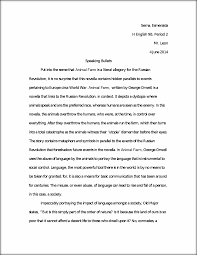 essay animal farm essay question english animal farm