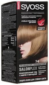 <b>Краски для волос Syoss</b>