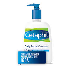Cetaphil <b>Daily Facial Cleanser</b>, Face Wash For Normal to Oily Skin ...