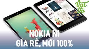 Vật Vờ| Máy tính bảng Nokia N1 trở lại mới 100% giá siêu rẻ ...