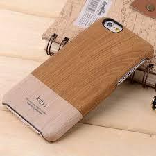 Kajsa Practical PC Protective Back Hard Case of Wood Pattern ...