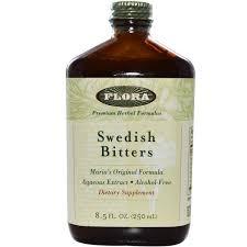 Flora, <b>Шведские горькие настойки</b> (<b>Swedish</b> Bitters), 250 мл