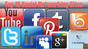 Top 10 Social Networking Sites in 2013 - YouTube