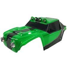 <b>891</b>-<b>B002 Remote Control Model</b> Car Shell Blue / Green / Yellow ...