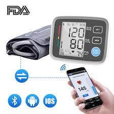 Sphygmomanometer Arm <b>Blood pressure</b> monitor Digital Blood ...