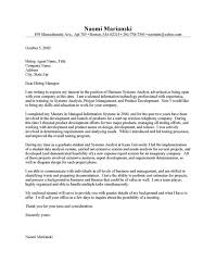 entry level medical cover letter example in Entry Level Cover