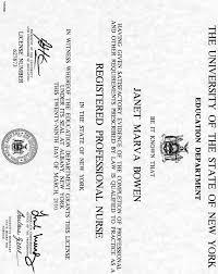 nursing registration certificate janet bowen s eportfolio proudly powered by wordpress