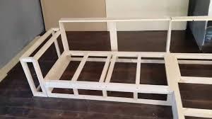Мебель своими руками. Изготовление дивана. Часть 1 Каркас ...