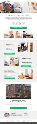 marketplace 5 real estate templates for building high converting there s so much to love about this template overall it achieves a clean well designed look and feel balanced white space and emphasis on