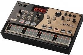 Купить Аналоговый <b>синтезатор KORG VOLCA DRUM</b> с ...