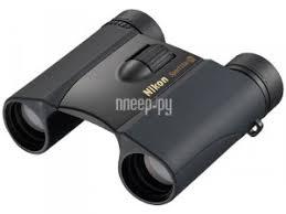 Купить <b>Бинокль</b> Nikon 8x25 Sportstar EX DCF WP Black по низкой ...