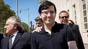 Martin Shkreli is now inmate #87850-053 - Sep. 14, 2017