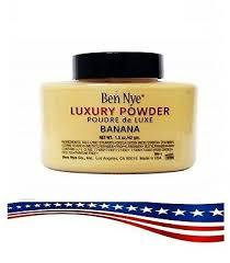 Ben Nye Authentic <b>Luxury Banana Powder Bottle</b> Face Makeup Kim ...
