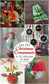 jar ornaments diy christmas lots of unique and easy christmas ornament tutorials great diy holiday